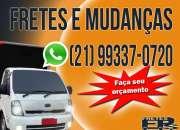 Fretes em Jacarepaguá
