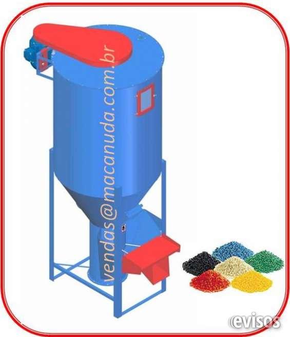 Misturador de polímeros macanuda