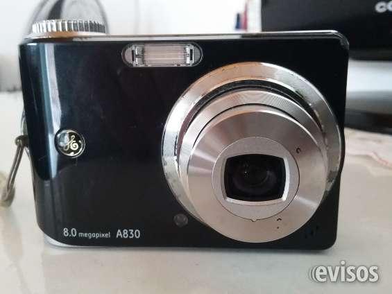 Câmera dgital g.e. 8mp