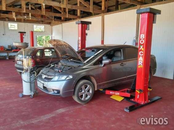 Elevador de carro - automotivo