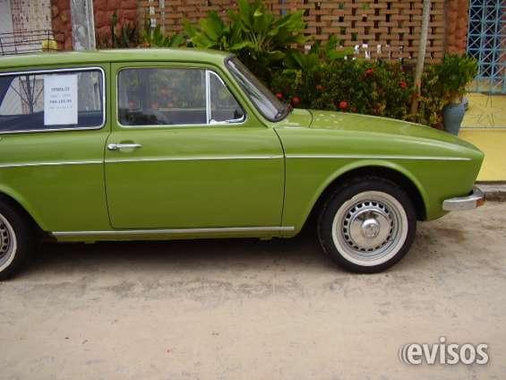 Variant i 1974 verde hipie (raridade)