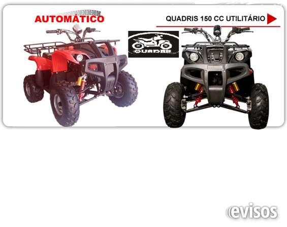 Promoção quadriciclo quadris 150cc automático