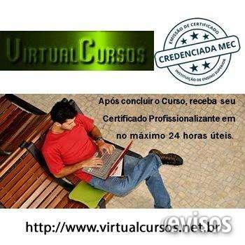 Cursos online credenciado