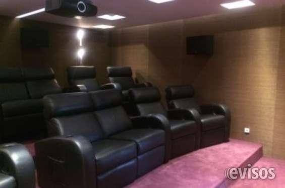 Fotos de Projetos home theater,high end, cinema, automação, segurança, produtos alta qual 3