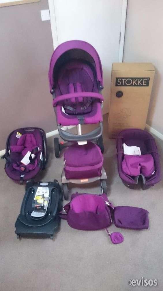 Stokke xplory v4 carrinho de bebé completa