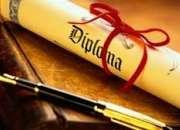 Vendo diploma compre diploma