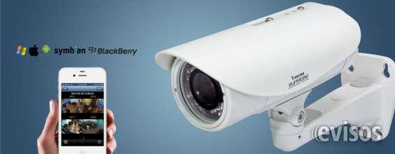 Câmeras de segurança - sistema cftv