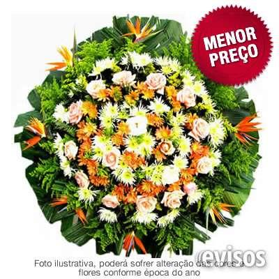 Coroas de flores cemiterios,crematório e velórios contagem entregas coroa de flores