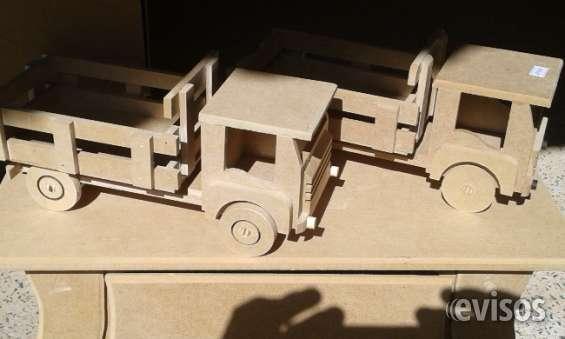 Fabricação própria em peças em mdf