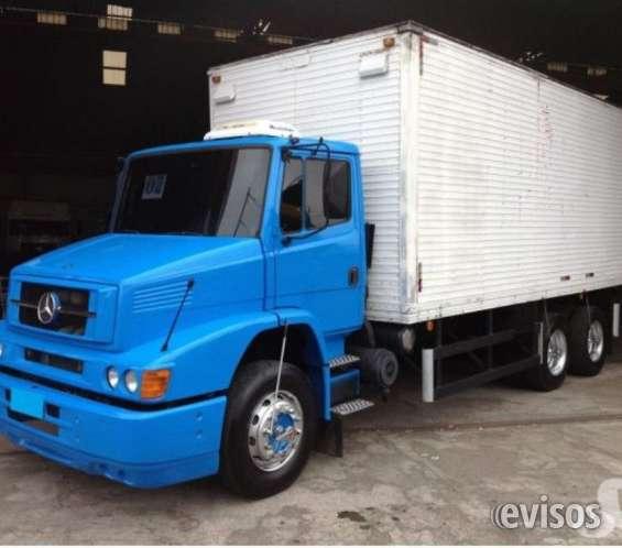 Caminhão truck baú p / fretes carretos mudanças 24 hrs 2254 1997