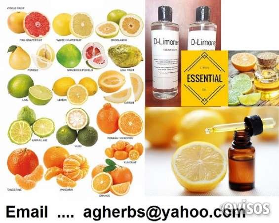 D-limoneno e óleo essencial à venda