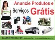 Anúncios grátis rio de janeiro produtos e serviços rj