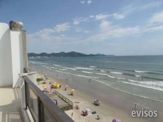 Fotos de Cobertura frente mar meia praia/ itapema sc 1