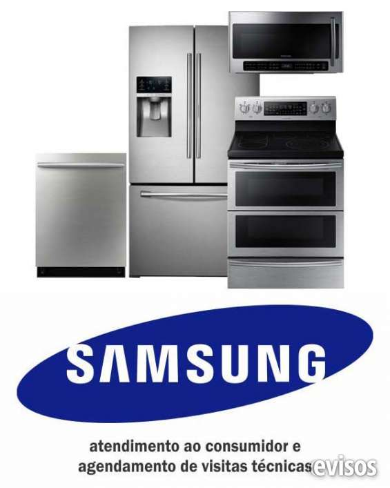 Assistência técnica zona oeste samsung eletrodomésticos