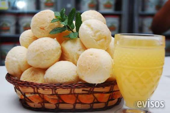 Seja revendedor pão de queijo sabores 1000