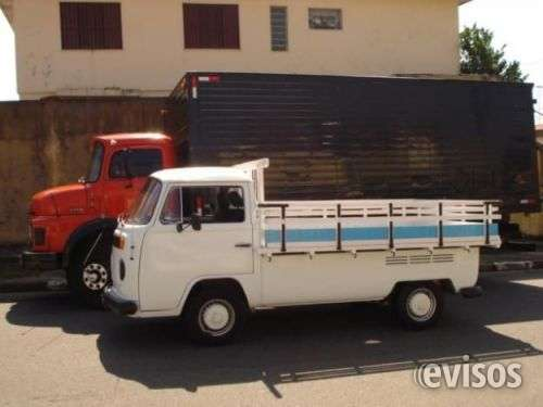 Kombi carroceria p / carretos mudanças 2254 1997