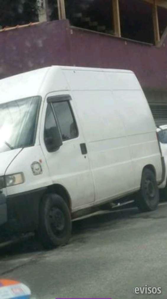 Agrego minha van ducato teto alto