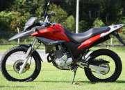 Moto xre 300 outubro 2015 cor vermelha 10.000 km oportunidade r$12.500