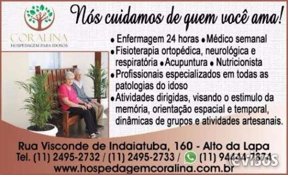 Hospedagem para idosos