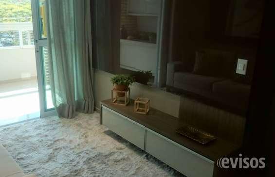 Apartamento com varanda goumert