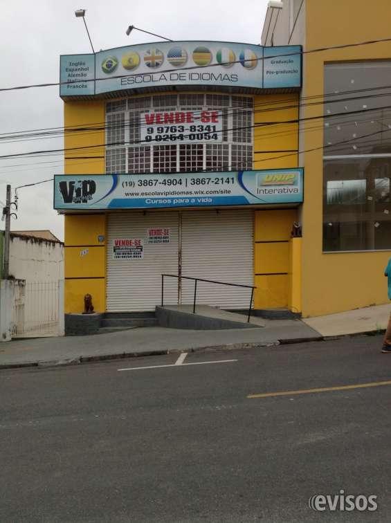 Imóvel comercial - prédio comercial - centro – jaguariúna sp