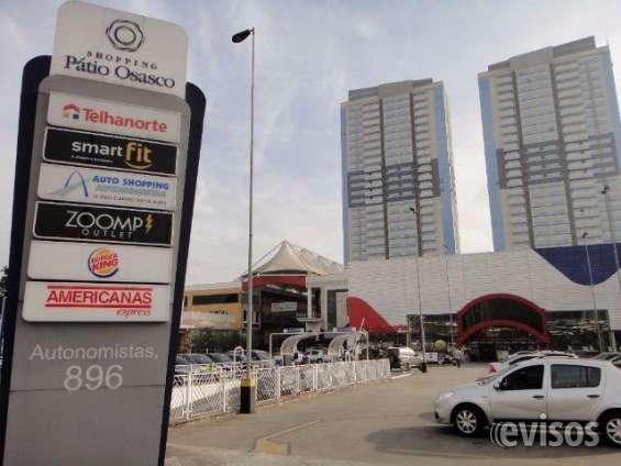 Sala comercial 38m osasco prime center - não pague aluguel agora!