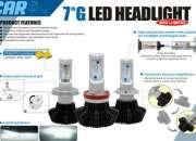 LED headamp auto light system H1 H3 H4 H7 H11 9005 9006 881 LEDs