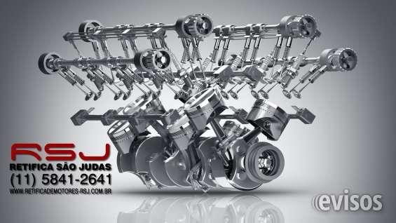 Retifica de motores zona sul de sp - 30 anos no mercado