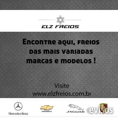 Pastilhas de freio veículos importados| pastilhas de freio para carros importados| elz fre