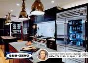 Assistência sub-zero eletrodomésticos