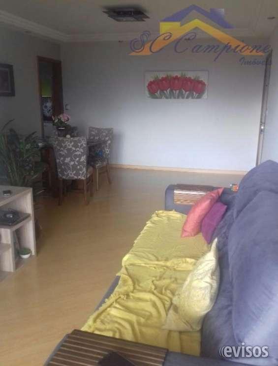 Apartamento 3 quartos - reformado 2016