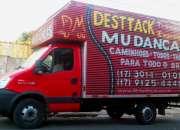 Desttack mudanças, transportes e guarda-móveis