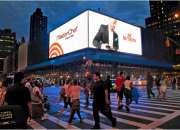 Publicidade em Painel eletrônicos de LED para outdoor