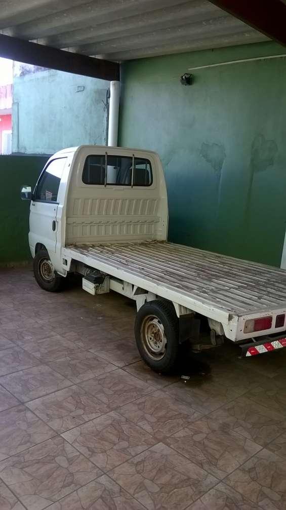 Hafei towner pickup modelo 2011
