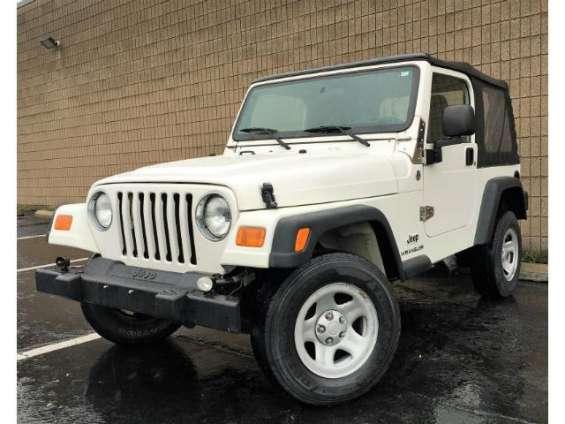Jeep wrangler 2006/1950