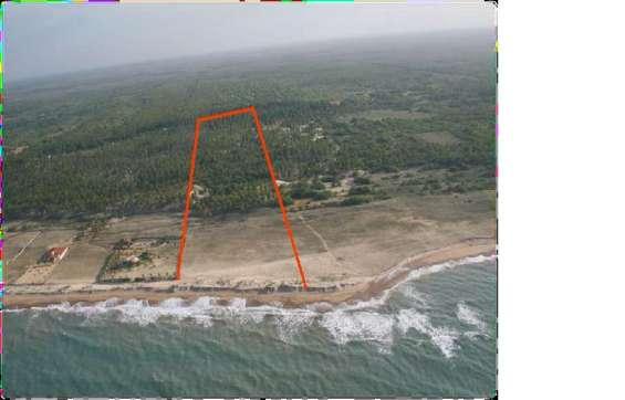 Terreno com 95.200 m2 com projeto para resort em são miguel do gostoso - natal/rn