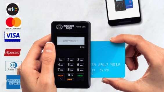 Compre sua máquina de cartão sem mensalidade