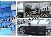 Insulfilm Automotivo e Residencial em Rio Preto