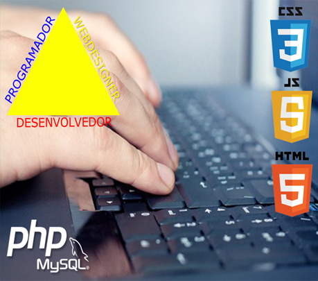 Programador php, seo, app, sites, lojas