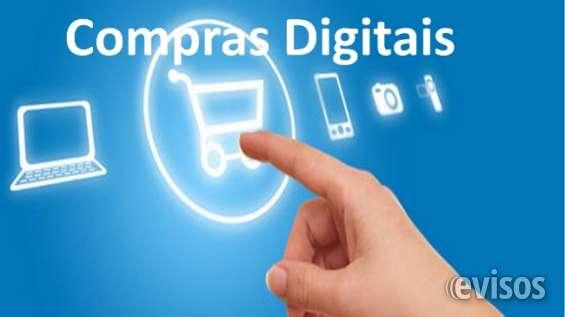 Conheça o site de compras digitais
