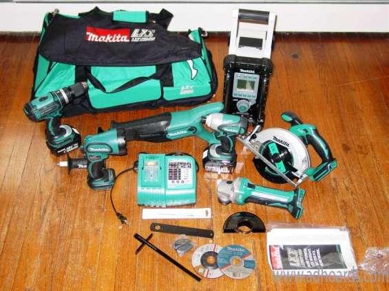 Original makita power tools lxt1500 18-volt lxt lithium-ion cord-less 15-piece