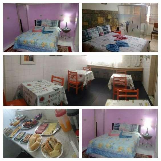 Hostel com suítes a partir de 99 reais próximo ao metrô