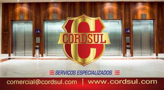 Cordsul-porteiro para condomínio portaria 24 horas / portaria noturna / portaria diurna