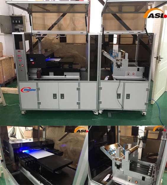 Cfv-600 digital varnish & foil – impressora digital