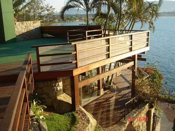 Fotos de Casa 4 suítes - alto padrão - à beira da lagoa da conceição - floripa/sc 3