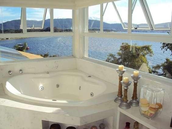 Fotos de Casa 4 suítes - alto padrão - à beira da lagoa da conceição - floripa/sc 18