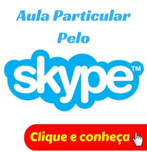 Aulas de ingles skype