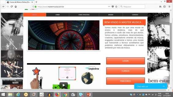 Site master musica