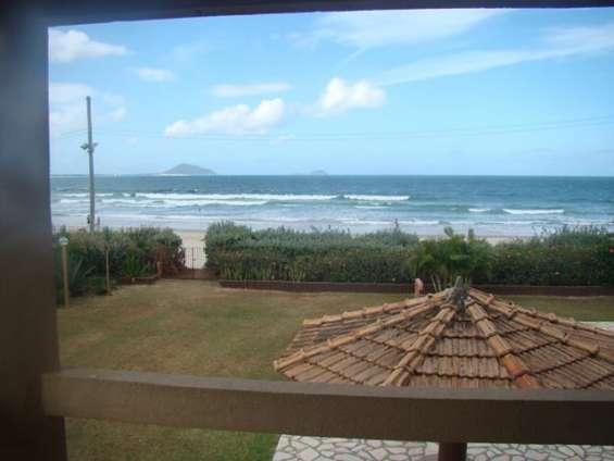 Fotos de Ótima casa rústica - frente mar - barra da lagoa - floripa/sc 2