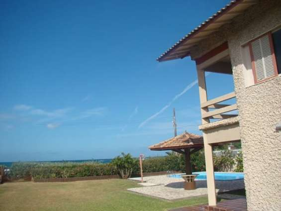 Fotos de Ótima casa rústica - frente mar - barra da lagoa - floripa/sc 3